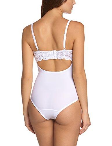 Sassa Damen Body Weiß (Weiß 100)