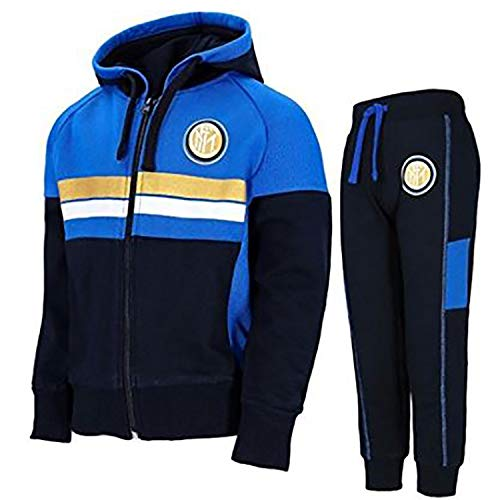 Inter Tuta F.C. Internazionale Prodotto Ufficiale Bambino Primavera Estate )