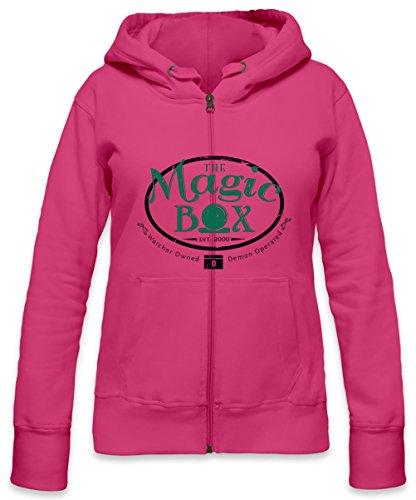 the-magic-box-logo-womens-zipper-hoodie-small