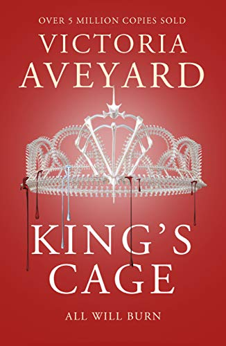 King\'s Cage: Red Queen Book 3 (English Edition)