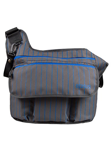 ecosusi-mens-baby-nappy-changing-diaper-cloth-bags-shoulder-messengers-for-dads-grey