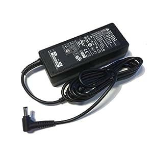 AC Adaptateur secteur pourAsus K73SV-TY147V K73SV-TY171V K73SV-TY299V K73SV-TY300V K73SV-TY319chargeur ordinateur portable, adaptateur, alimentation(avec garantie 12 mois et câble d'alimentation européen)