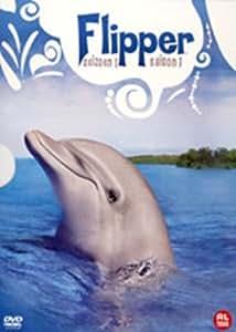 Flipper: L'intégrale de la saison 1 -  Coffret 4 DVD [Import belge]