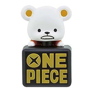 One Piece Phone Double Jack Mascot Figure Part 2~Bepo