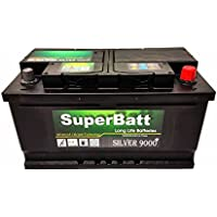 Titanium 075 Car Battery 12V 62Ah - Fast & Free Delivery