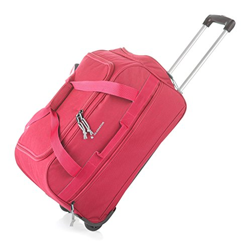 BOLSA CON RUEDAS EXPEDITION ROJO