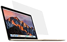 MyGadget Screen Protector Crystal Clear HD for Apple MacBook 12 inch Retina (from 2015 / A1534) - Anti Scratch LCD Display Protection Full Cover Film
