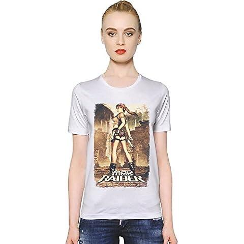 Tomb Raider Legend Poster T-shirt donna