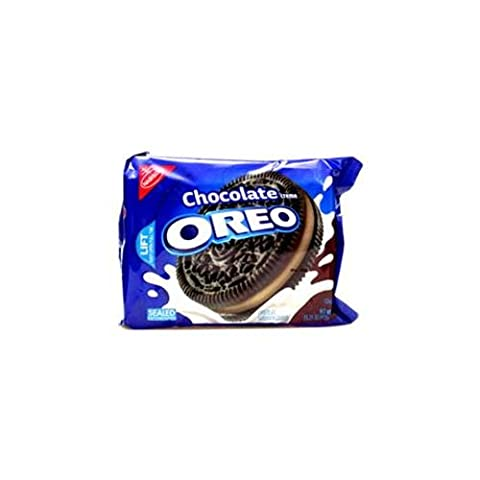 OREO Chocolate Creme Cookies 15.25 OZ (432g)