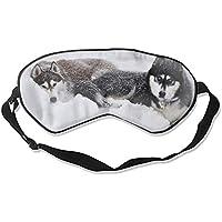 Animal Husky Dogs Lidschatten mit verstellbarem Riemen für Damen und Herren preisvergleich bei billige-tabletten.eu