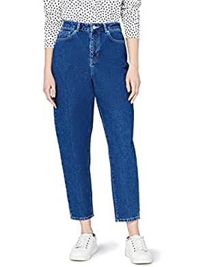 FIND Damen High Waist Jeans