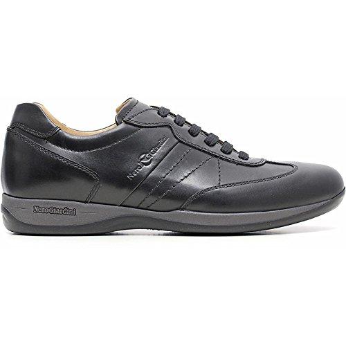 Sneaker Uomo Nera P603980U-100 - Nero Giardini , 45