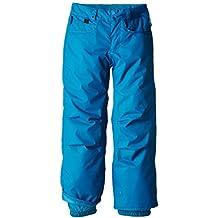 Quiksilver Snowboard Hose State Y Pants - Pantalones de esquí para niño, color azul, talla M