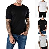Best Lee White Dress Shirts - Fashion Tshirts Men,Overdose Men's Casual Solid Slim Short Review