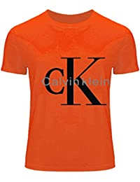 New Calvin Klein CK Logo For Men's T-shirt Tee Outlet