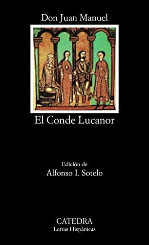 El Conde Lucanor: 53 (Letras Hispánicas) por Don Juan Manuel
