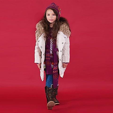 Inverno per bambini per ragazze alto spessore