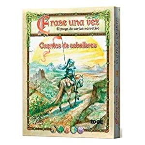Edge Entertainment- Érase Una Vez: Cuentos De Caballeros, Talla Única (Edge Entertaiment España EDGAG08)