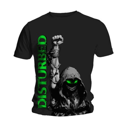 Disturbed–T shirt Up Your Fist (in XL)