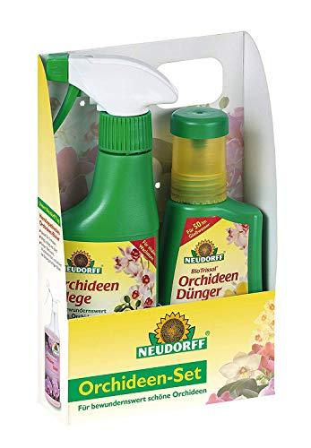 Neudorff Orchidee di set (Biotrissol Concime & Cura da 250ML)