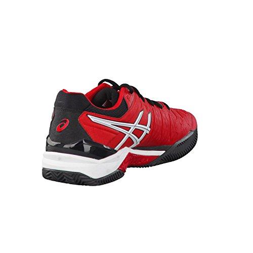 Asics Gel-resolution 6 Clay Herren Tennisschuhe Rot