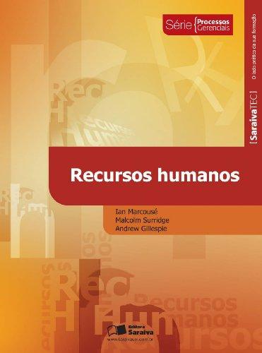 Recursos Humanos - Serie Processos Gerenciais (Em Portuguese do Brasil)