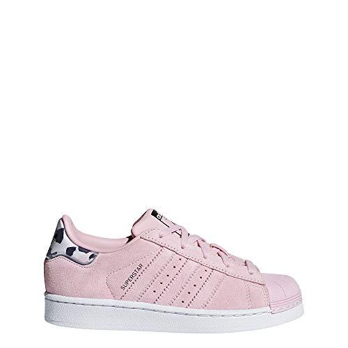 adidas Unisex-Kinder Superstar C Fitnessschuhe, Pink (Rosa 000), 28 EU