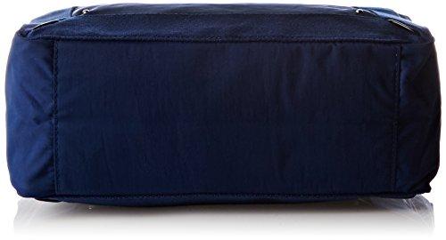 Kipling Kiera Kt, Cabas Bleu (Dark Ink)