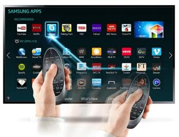 Samsung Smart Touch-Fernbedienung