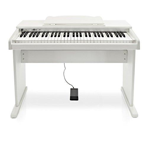 JDP-1 Junior Digitalpiano von Gear4music weiß - 2