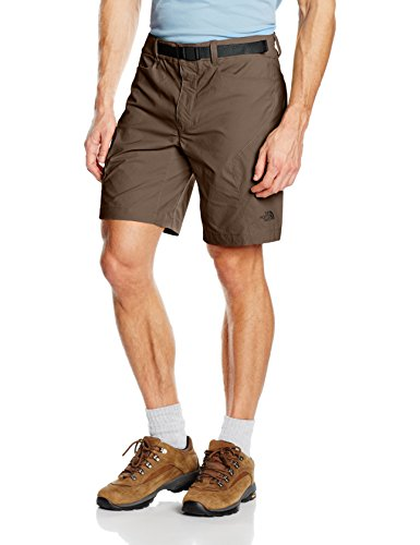The North Face Herren Shorts M Straight Paramount 3.0 weimaraner brown, 36 -