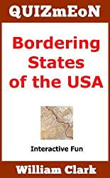 Bordering States of the USA (Quiz Me On Book 11) (English Edition)