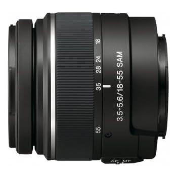 Sony SAL1855 Alpha 18-55mm F3.5-5.6 Zoom Lens