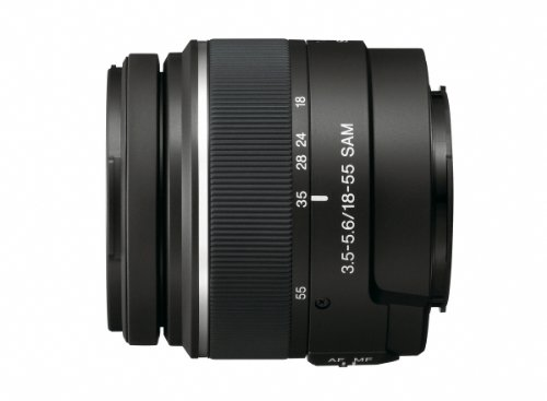 Sony SAL1855 3,5-5,6 / 18-55mm DT SAM Sony - Dt Objektiv Sony