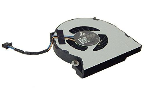 HP 730547-001Notebook-Ersatzteil-Komponente für Laptop (CPU Cooling Fan, EliteBook 820, Schwarz, Grau) -