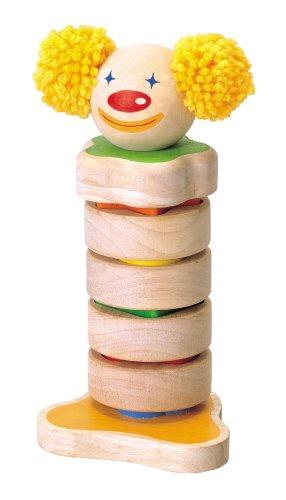 Imagen principal de Plan Toys - Juguete para apilar y encajar