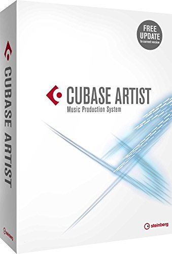 Steinberg Cubase Artist 9 Musikproduktionssoftware