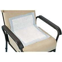 Lille - Protector absorbente para cama (60 x 90 cm, 35 unidades)