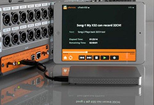 Cymatic Audio UTRACK-X32 Recorder/Player Extension Card  für Mischpulte X32/M32 Serie