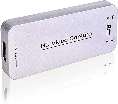 DIGITNOW! HDMI USB 3.0 Video Capture Dongle & HDMI Karte Gerät Dongle Full HD 1080P Video Audio HDMI zu USB Adapter Konverter für Windows Linux OS X System
