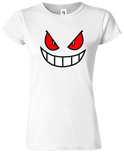 GILDANDamen T-Shirt Black