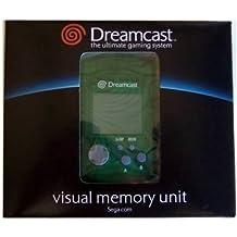 SEGA Unidad de memoria virtual Sega VMU verde genuino Marca Sega