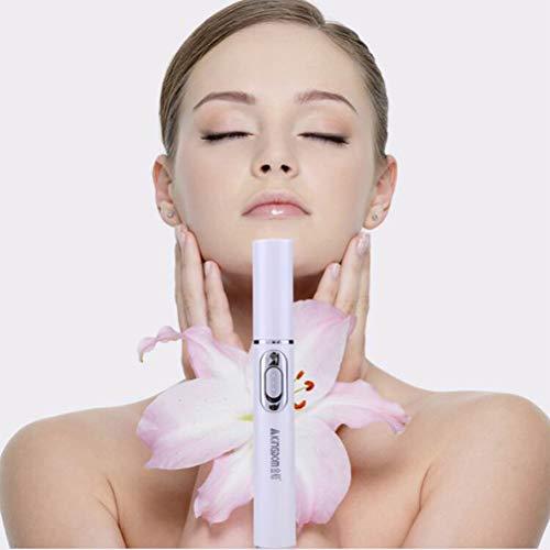 WK Blu-ray-Augenmassagegerät, Akne-Stift, Weiße Augentasche, Black Circle Eye Beauty-Gerät, Gesichtsmassagegerät