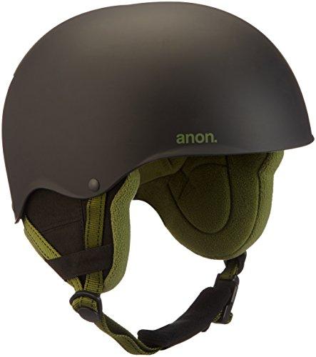 Anon Herren Endure Snowboardhelm, Black Olive Eu, M