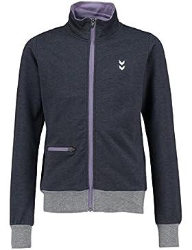 Hummel Heri zip jacket - India ink