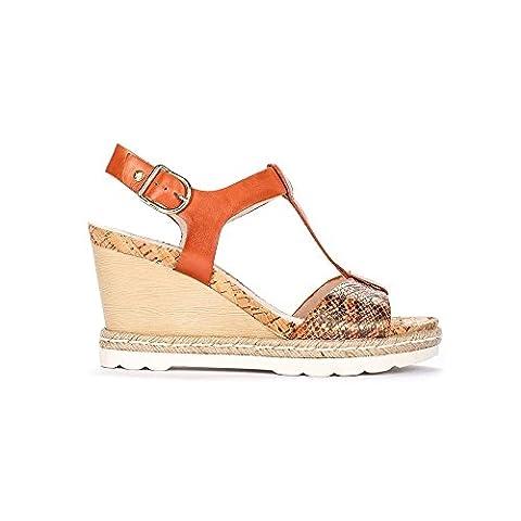 Pikolinos Sandal W3L-0873CI Bali 35 RUST