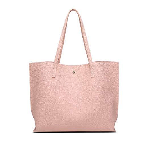 Damen Handtasche aus weichem Leder Hochwertige Damen Schultertasche Shopper Tote Bucket Bag Fashion Damen Handtaschen 2018 neu -