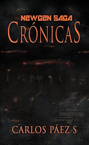 Newgen saga, Cronicas: Antología de ciencia ficcion por Carlos Paez Sepulveda