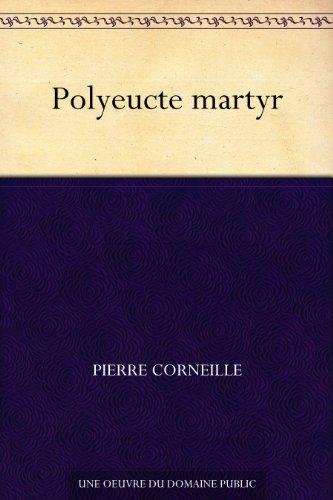 Couverture du livre Polyeucte martyr