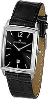 Jacques Lemans Bienne–Reloj de pulsera analógico unisex de cuarzo piel 1–1904A de Jacques Lemans